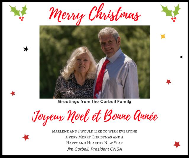 Corbeil Merry Christmas